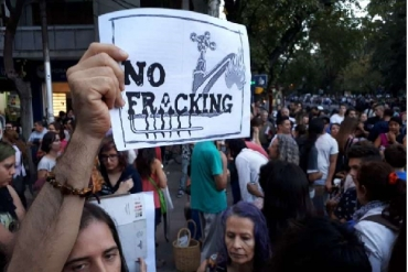 Fracking responsable y otros disparates del Gobierno Nacional